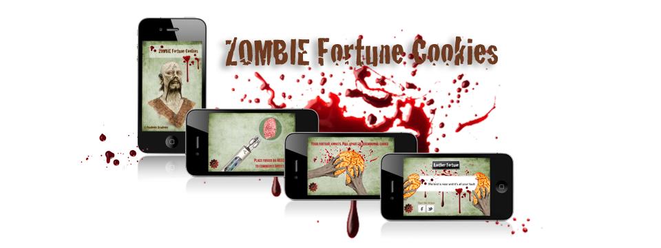 Zombie Fortune Cookies App