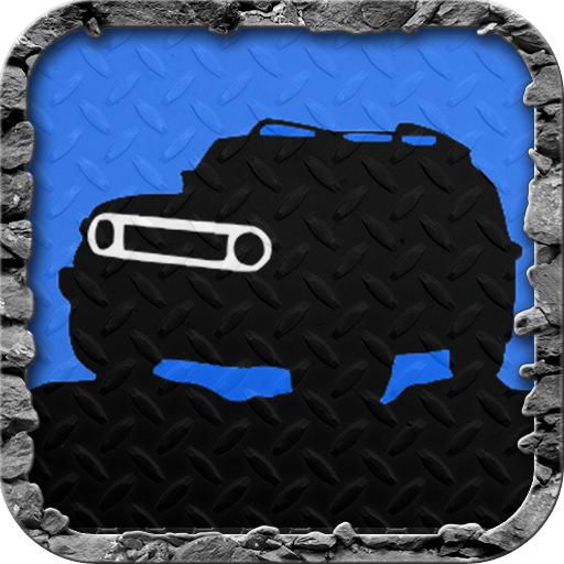 fj cruiser fan app icon by pandemic academic
