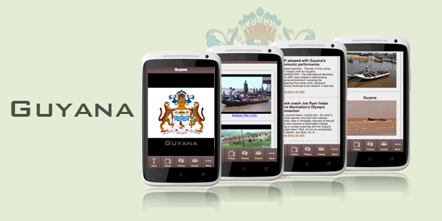 Guyana App for all news Guyana