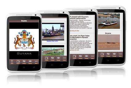 Guyana App by Pandemic Academic